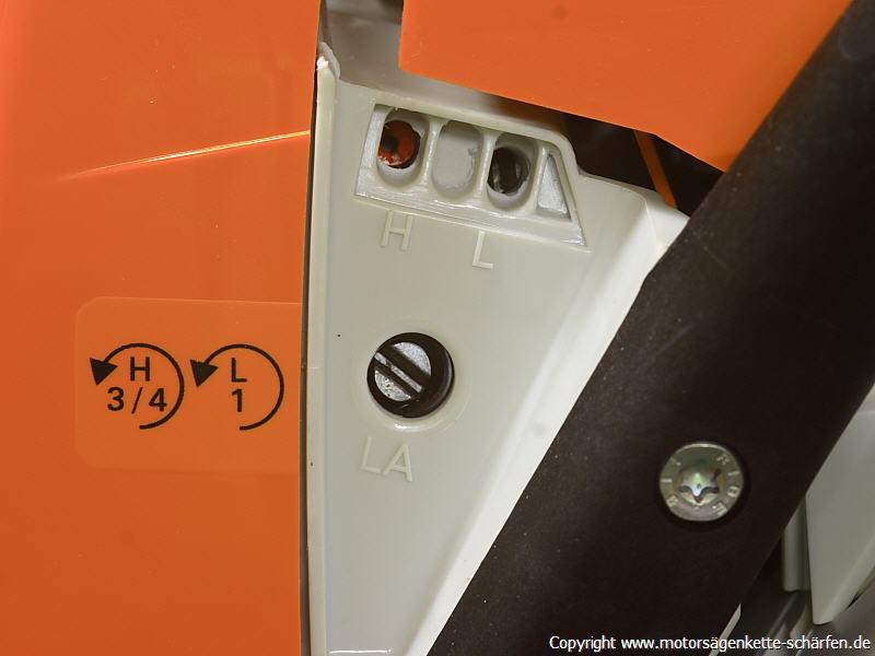 Favorit Motorsägenkette schärfen VV28